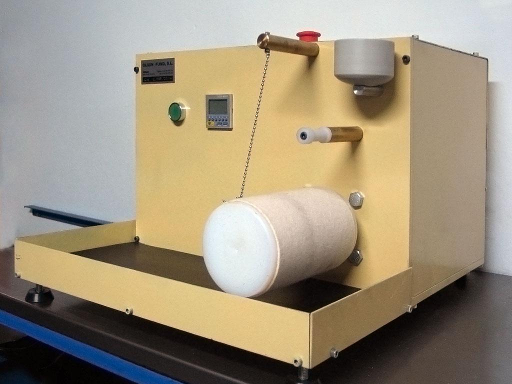 Màquina de laboratori